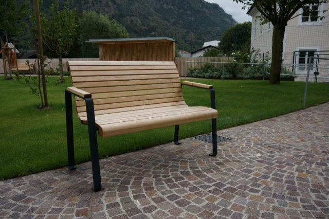 euroform w - urban furniture - Comfort - seating senior