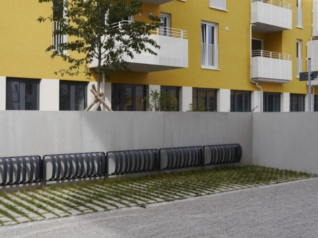 euroform w - urban furniture - bike racks - bike storage - Basic 190