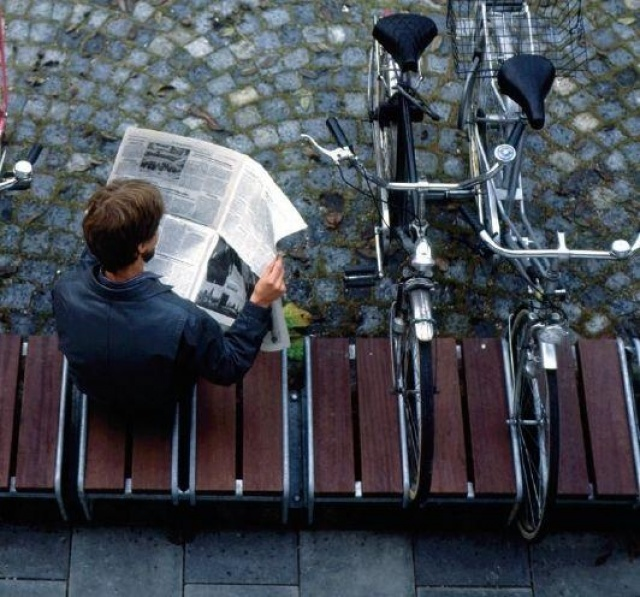euroform w - urban furniture - bike racks - bike storage - Basic 196