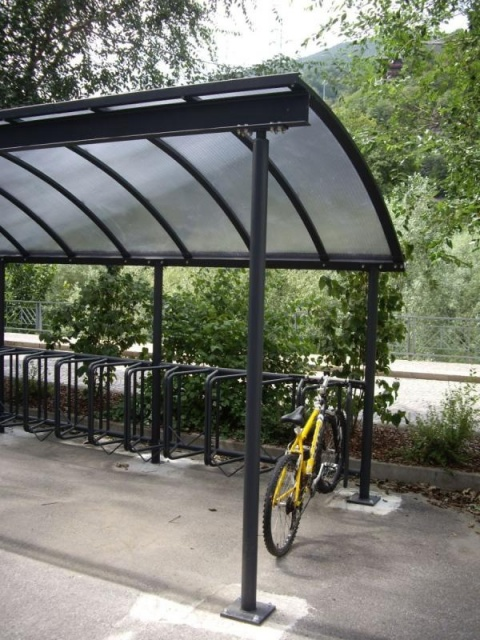 euroform w - urban furniture - bike racks - shelters - shades - Wing Bike