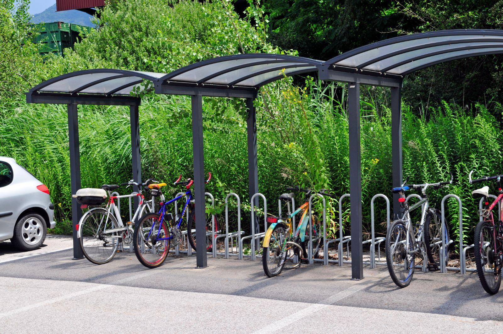 Galleria bike rack | Bike racks + storage