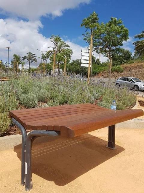 euroform w - urban furniture - benches - seatings - Contour