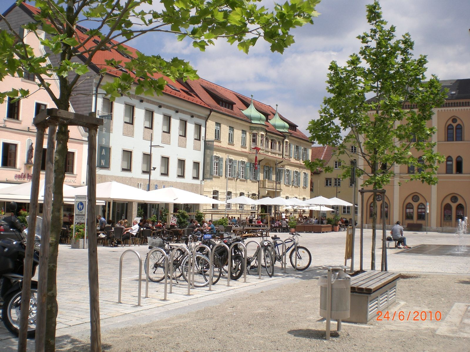 euroform w - urban furniture - bike racks - bike storage - Arco