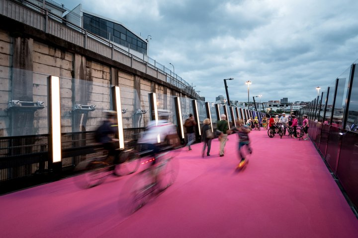 Inspiring Architectural Projects for Bicycles